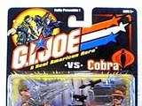 G.I. Joe General Tomahawk vs. Headman G.I. Joe Vs. Cobra