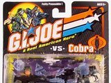 G.I. Joe Frostbite vs. Neo-Viper G.I. Joe Vs. Cobra