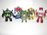 Transformers Transformer Lot Lots thumbnail 849
