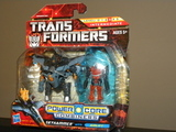 Transformers Skyhammer w/ Airlift Power Core Combiners
