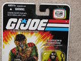 G.I. Joe K-9 Officer & Attack Dog - Codname: Mutt & Junkyard 25th Anniversary