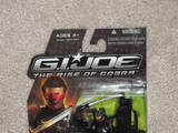 G.I. Joe Red Fang Ninja Rise of Cobra