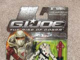 G.I. Joe Storm Shadow - Arctic Threat Rise of Cobra