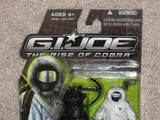 G.I. Joe Snake Eyes - Arctic Assault Rise of Cobra