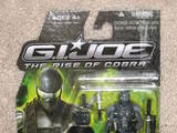 G.I. Joe Snake Eyes - City Strike Rise of Cobra
