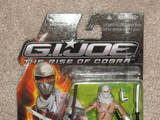 G.I. Joe Storm Shadow - Arctic Assault Rise of Cobra