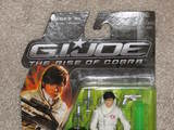G.I. Joe Storm Shadow - Paris Pursuit Rise of Cobra