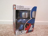 G.I. Joe Cobra Commander Mighty Muggs