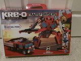 Transformers Sentinel Prime KRE-O Transformers