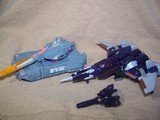 Transformers Cyclonus w/ Nightstick Classics Series thumbnail 42