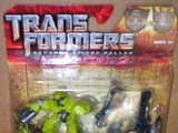 Transformers Autobot Ratchet vs. Barricade Transformers Movie Universe