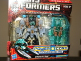 Transformers Undertow w/ Waterlog Power Core Combiners