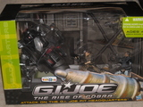 G.I. Joe Attack on the G.I. Joe Pit Headquarters Set Rise of Cobra