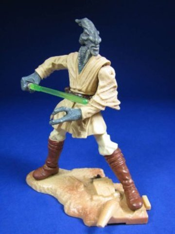 Star Wars Coleman Trebor (Battle of Geonosis) Saga (2002)