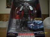 Transformers Megatron (War Within) Titanium