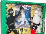 G.I. Joe Ninja Showdown G.I. Joe Vs. Cobra