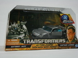 Transformers Jazz &amp; Captain Lennox Transformers Movie Universe thumbnail 41