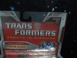 Transformers Mirage Classics Series