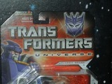 Transformers Galvatron Classics Series
