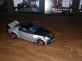 Transformers Silverstreak Classics Series