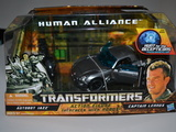 Transformers Jazz & Captain Lennox Transformers Movie Universe thumbnail 43