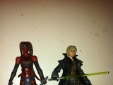 Star Wars Darth Talon - Cade Skywalker Legacy Collection