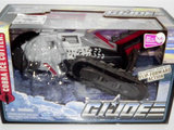 G.I. Joe Cobra Ice Cutter with Snow Serpent Officer Pursuit of Cobra