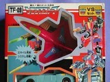 Transformers TF-09: Machroad &amp; Flarejet Generation 1 (Takara)