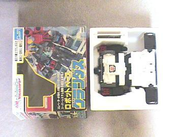 Transformers C-371: Grandus Generation 1 (Takara)