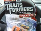 Transformers Track Battle Roadbuster (Walmart Exclusive) Transformers Movie Universe