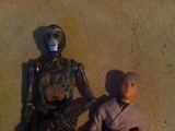 Star Wars Electronic Talking C-3PO Episode I - The Phantom Menace