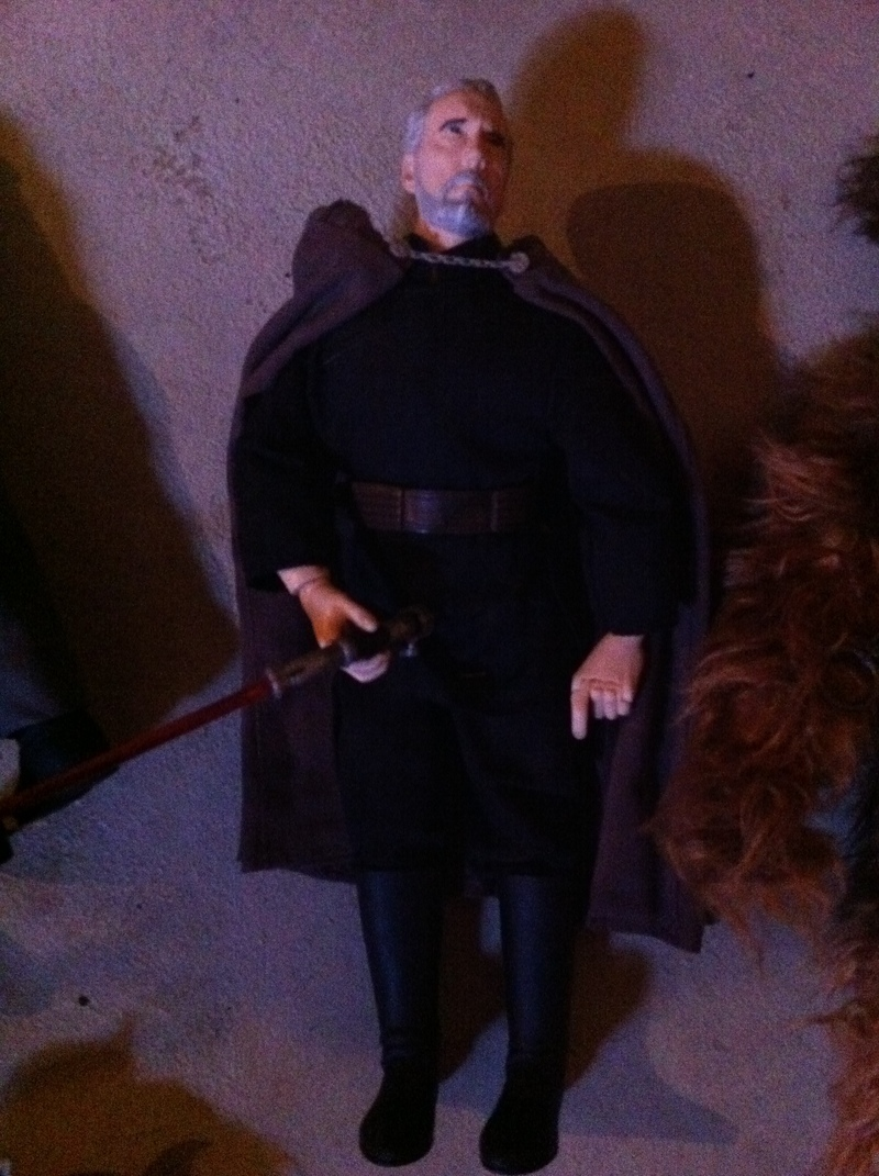 Star Wars Count Dooku Saga (2002)