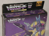 Transformers D-070: Cyclonus Generation 1 (Takara)