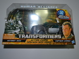 Transformers Jazz & Captain Lennox Transformers Movie Universe thumbnail 44