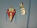 Transformers Obi-Wan Kenobi - Jedi Starfighter Crossovers