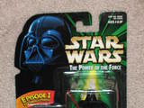 Star Wars Darth Vader with Lightsaber Power of the Force (POTF2) (1995)