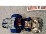 Transformers Optimus Prime & Jetfire Unicron Trilogy