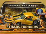 Transformers Bumblebee & Sam Witwicky Transformers Movie Universe thumbnail 0