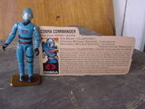 G.I. Joe Cobra Commander Classic Collection thumbnail 1