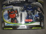 Transformers Leadfoot &amp; Ironhide Transformers Movie Universe