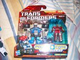 Transformers Salvage w/ Bomb-Burst Power Core Combiners
