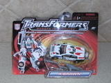 Transformers X-Brawn (White) Robots In Disguise thumbnail 0