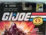G.I. Joe Cobra Commander 25th Anniversary image 1