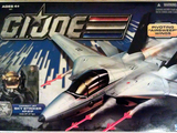 G.I. Joe Combat Jet Sky Striker XP-21F - Captain Ace Pilot Figure 30th Anniversary