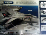 G.I. Joe Combat Jet Sky Striker XP-21F - Captain Ace Pilot Figure 30th Anniversary thumbnail 4