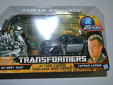 Transformers Jazz &amp; Captain Lennox Transformers Movie Universe thumbnail 45