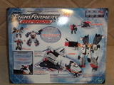 Transformers Jetfire w/ Cometor Unicron Trilogy thumbnail 1