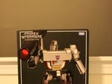Transformers MP-05: Megatron Generation 1 (Takara) thumbnail 28