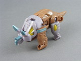 Transformers Dinobot Knockdown Classics Series