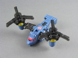 Transformers Ramjet vs. Scythe Unicron Trilogy image 0